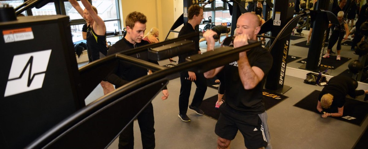 Ireland's first home of Speedflex launched by Alan Shearer